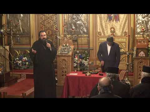 Conferințe Mitropolitul Visarion Puiu