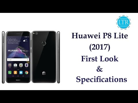 Huawei P8 Lite 2017 First Look, Specifications