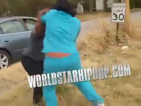 Woman Fight With Lady For Sleeping With Her Husband