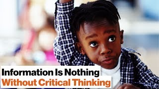 Why Schools Should Teach Skepticism Above Obedience | Lawrence Krauss by Big Think