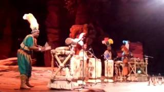 AFRICA DANCE+MUSIC DISNEYLAND PARIS DEEL 2