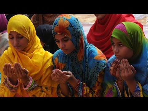Why I became a Christian in Pakistan - Ex-Muslim Girls Testimony
