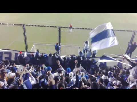 Llora León - La Banda de Fierro - La Banda de Fierro 22 - Gimnasia y Esgrima - Argentina - América del Sur