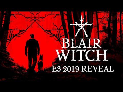 Trailer d'annonce de Blair Witch
