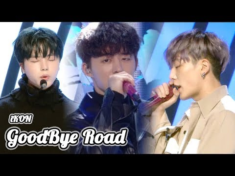 Video [Comeback Stage] iKON -  GOODBYE ROAD ,  아이콘 - 이별길 show  Music core 20181006 download in MP3, 3GP, MP4, WEBM, AVI, FLV January 2017