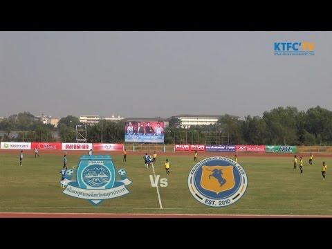 KTFC SCORE [FRIENDLY MATCH 2015] SAMUTPRAKAN FC 2-1 KRUNGTHONBURI FC