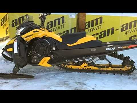 2013 Skidoo Summit X 154 T-Motion Suspension 800Etec Pines Power Sports