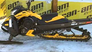 8. 2013 Skidoo Summit X 154 T-Motion Suspension 800Etec Pines Power Sports