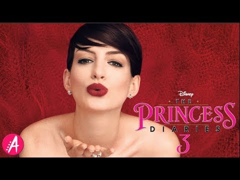 Everything You Need to Know About Princess Diaries 3
