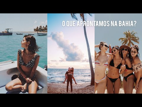 4e4737c01243a SÓ TENHO AMIGOS LOUCOS! Vlog Costa do Sauípe - Viihrocha