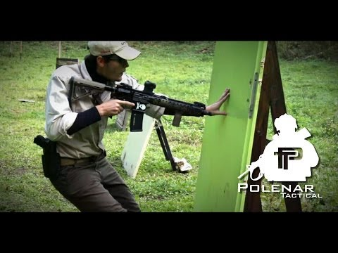 AR Operator | Tactical Shooting Drill – AR & G17