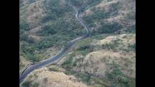 Panchgani India  City new picture : Paragliding in Panchgani India - 2008
