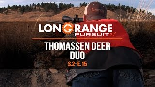 Video Long Range Pursuit   S2 E15 Thomassen Deer Duo MP3, 3GP, MP4, WEBM, AVI, FLV Juli 2017