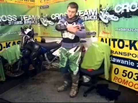 Jak ubrać się na motocykl Cross-owy? | Mx Poradnik | Cross Team Stare Babice