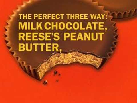 Chocolate And Peanut Butter Commercial