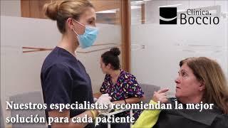 La primera visita a Clinica Boccio