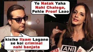 Video fardeen Khan & Suzzane Khan's Angry Reaction On Me Too Movement MP3, 3GP, MP4, WEBM, AVI, FLV Oktober 2018