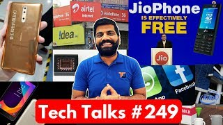 https://windscribe.com/?cpid=guruji1New Channel: https://goo.gl/Jz6p5KNamaskaar Dosto, Tech Talks ke is Episode mein maine aapse kuch interesting Tech News Share ki hai jaise Jio Phone, Nokia 8, Note 8 Launch, AirTel Problem, Facebook Whatsapp Privacy aur bahut kuch. Mujhe umeed hai ki yeh video aapko pasand aayega.Share, Support, Subscribe!!!Subscribe: http://bit.ly/1Wfsvt4Android App: https://technicalguruji.in/appYoutube: http://www.youtube.com/c/TechnicalGuruji Twitter:  http://www.twitter.com/technicalgurujiFacebook: http://www.facebook.com/technicalgurujiFacebook Myself: https://goo.gl/zUfbUUInstagram: http://instagram.com/technicalgurujiGoogle Plus: https://plus.google.com/+TechnicalGurujiWebsite: https://technicalguruji.in/Merchandise: http://shop.technicalguruji.in/About : Technical Guruji is a YouTube Channel, where you will find technological videos in Hindi, New Video is Posted Everyday :)
