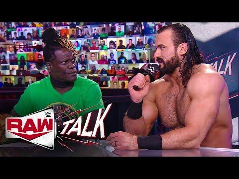Drew McIntyre isn't worried about anyone but Randy Orton: WWE Raw Talk, Nov. 9, 2020