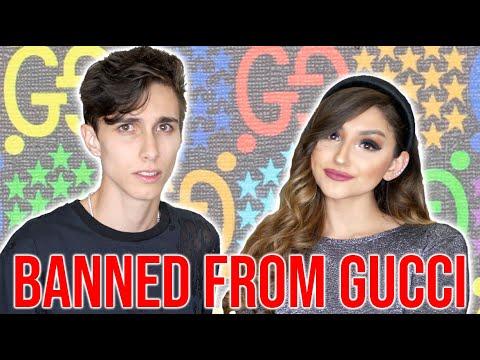 WHY GUCCI BANNED ME | MARIAH MALIBU | CHRISTIAN AARON видео