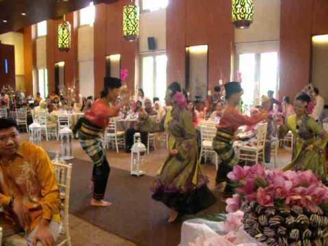 Kirana Seni @ Wedding Show (Laita & Sulaiman Reception) 20th Mar 11 Gambus Jodoh