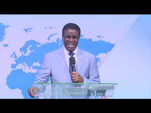 International Ministers Conference 2018 - Bishop David Abioye