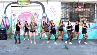 Reggaetón Lento (Remix) - CNCO / COREOGRAFÍA ZUMBA