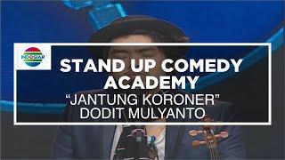 "Video ""Jantung Koroner"" - Dodit Mulyanto (Stand Up Comedy Academy Special Show) MP3, 3GP, MP4, WEBM, AVI, FLV September 2017"