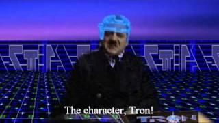 Hitler Tron Reviews Tron Legacy