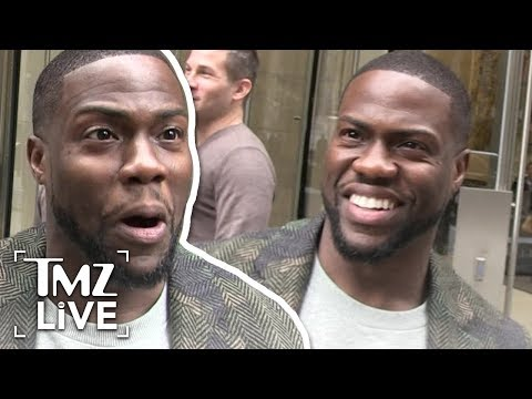 Kevin Hart Already Walking After Accident, Starting PT in Hospital | TMZ Live