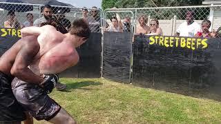 STREETBEEFS MENACE MIKE VS ROME MMA