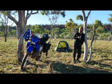 Gibb River Road, Kimberley Region, Motorcycle Adventure