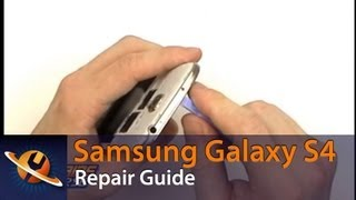 Samsung Galaxy S4 Screen Replacement Repair Guide