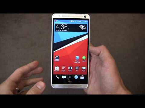 HTC One max First Impressions