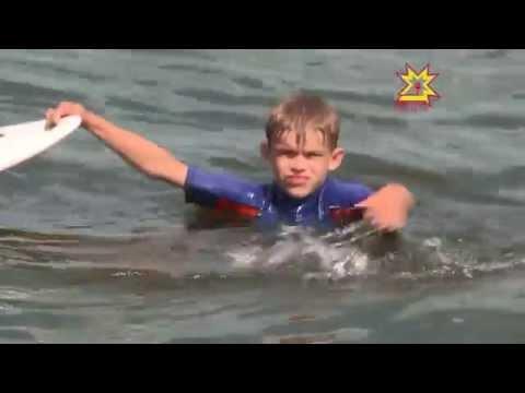 В Чебоксарах начали развиваться новые виды спорта: виндсерфинг и кайтинг