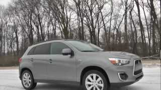 Driving Review - 2013 Mitsubishi Outlander Sport - Test Drive