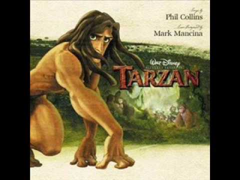 Tarzan Soundtrack  You'll Be In My Heart Phil Collins Version