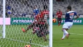 Cruzeiro 2x1 Flamengo - Copa do Brasil 2013.