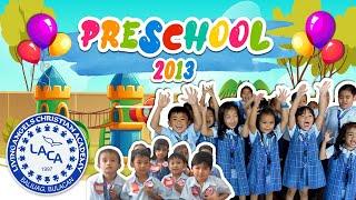 LACA Preschool AVP 2013