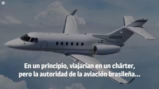 El pequeño cambio en el avión que cambió el destino del equipo de Chapecoense