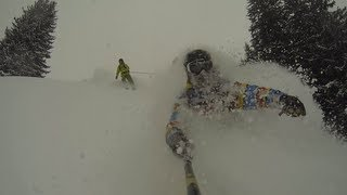 Fieberbrunn Austria  City new picture : Deep Powder Skiing Austria (50
