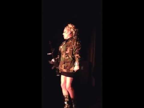 Master Pam performing @ The Park In Roanoke, VA