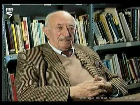 Simon Wiesenthal: das Leben nach dem Holocaust