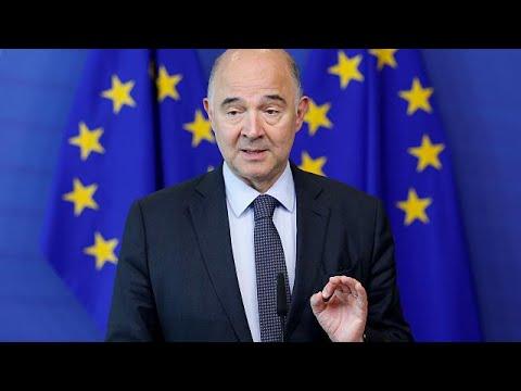 Μοσκοβισί: «Στην ευρωζώνη δεν μπορούμε χωρίς την Ελλάδα»