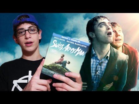 SWISS ARMY MAN - Blu-Ray Review