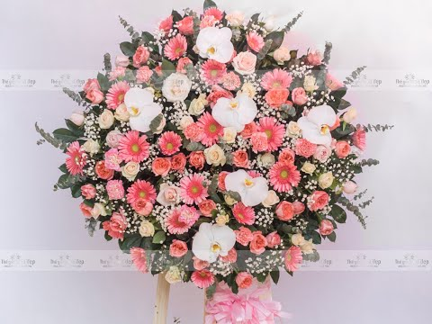 Hoa Chúc Mừng KT111 - Thực Hiện Bởi Thế Giới Hoa Đẹp.