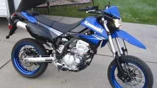 2. 2010 Kawasaki KLX250SF