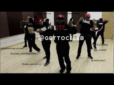 Poison - Sharaya J Choreography By: Sayquon Keys