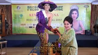 Video IP News Update : Press Conference Kevin Liliana Goes To Miss International 2017 MP3, 3GP, MP4, WEBM, AVI, FLV Februari 2018