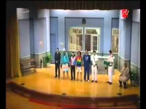 """الجملة التي تسببت في اعتذار أشرف عبد الباقي و""""مسرح مصر"""" للزمالك"""